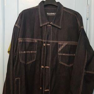 Pelle Pelle jean jacket Marc Buchanan